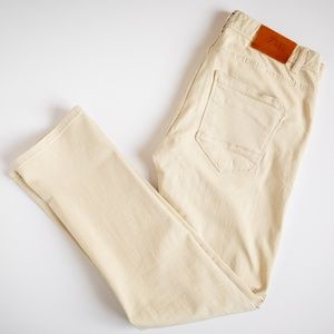 ARMANI EXCHANGE Ivory Pants